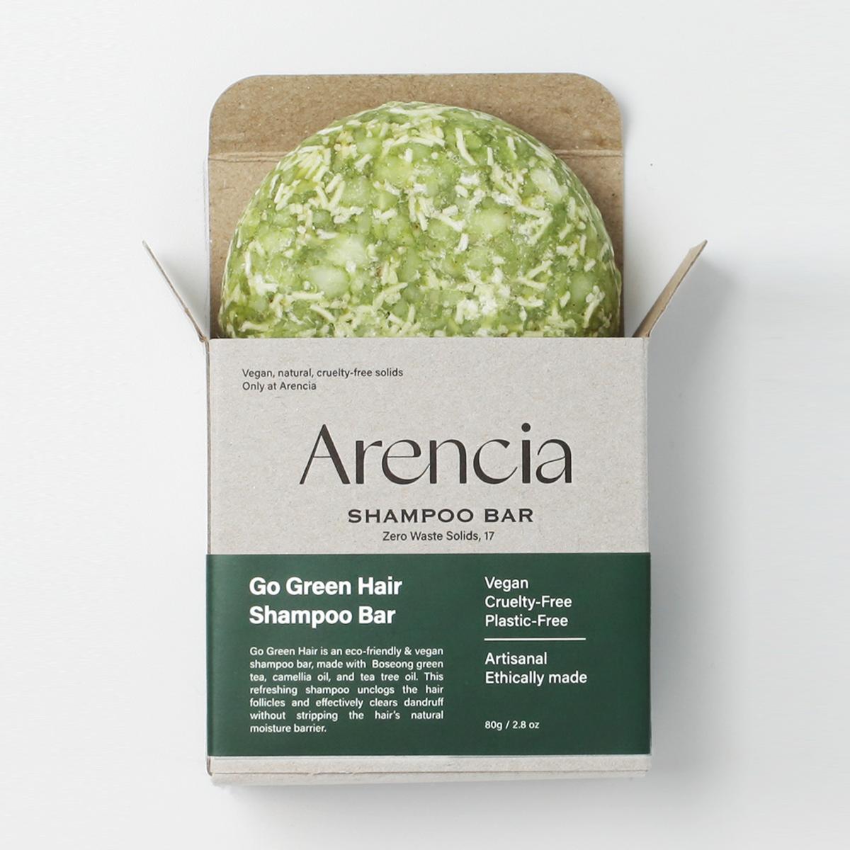 Arencia Shampoo Bar